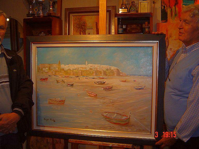 Rene et Roger dans son atelier.jpg