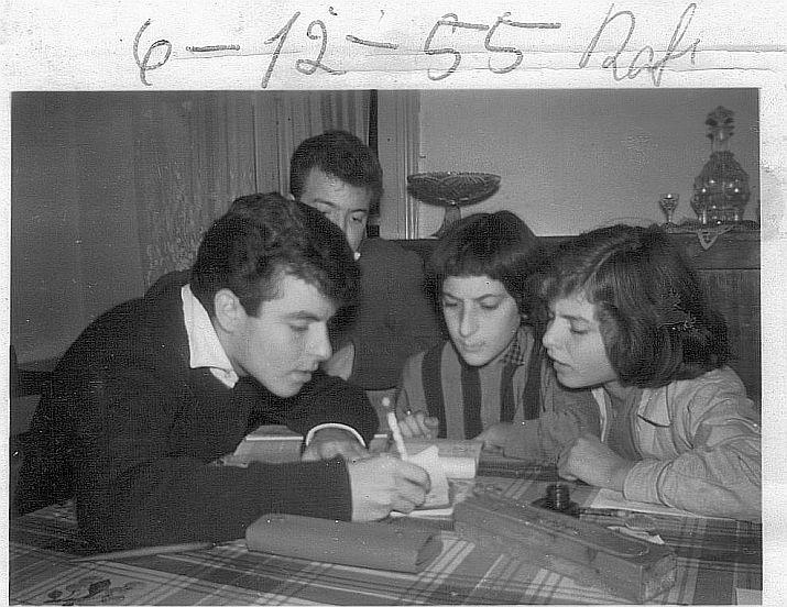 Famille Cohen Raphy, Charles, Judith et Georgette.jpg
