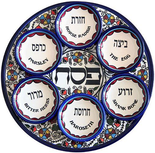 plat du seder de paques juives.jpg