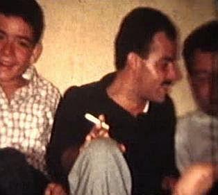 Elie , Raphael et Charles Cohen.JPG