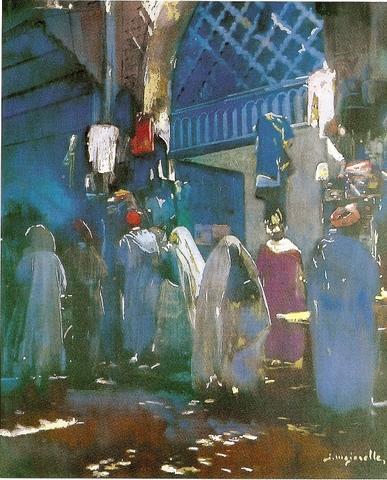 J.MAJORELLE-Souk a Marrakech-1.jpg