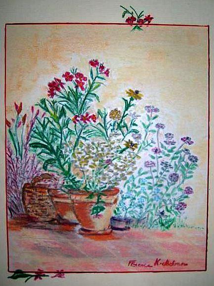 Florence de Provence  , composition florale.jpg