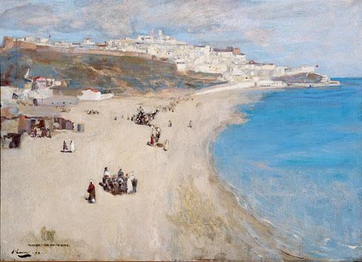 Tangier_White_City_1894 sir john lavery.jpg