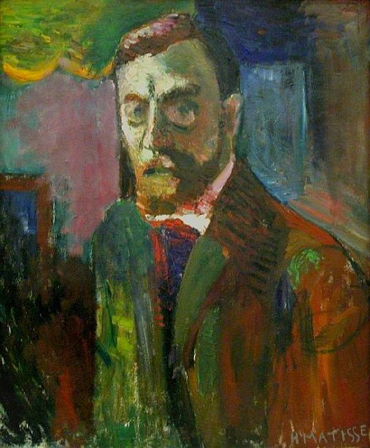 matisse, autoportrait,  Centre Pompidou,.jpg