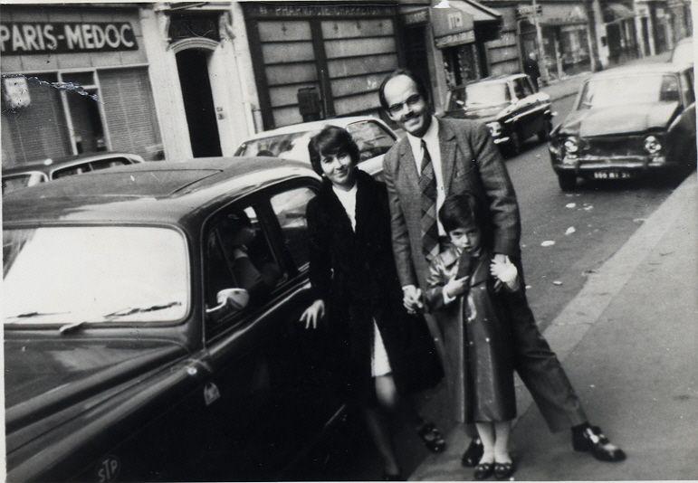 Arlette raphy et annie paris 1970.jpg