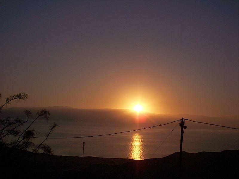 Ya Hamelah, Judee lever du soleil ..annee 2008.jpg