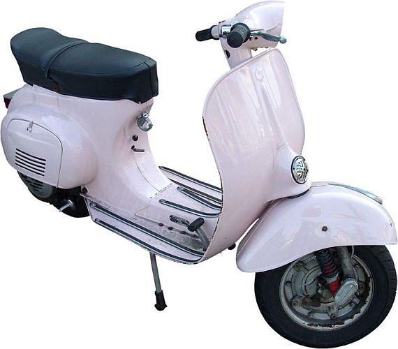 Vespa, Lambretta pour Renatto de Meknes en souvenir de sa chere moto[1].jpg