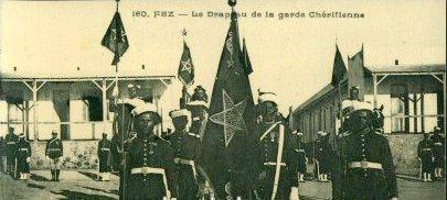 drapeau garde cherifienne.jpg