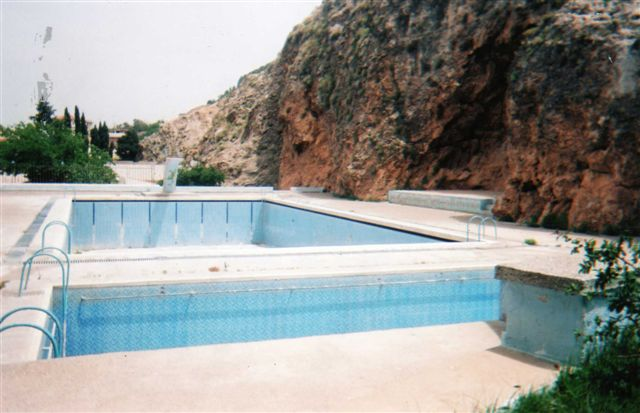 Azrou for Petit bassin piscine