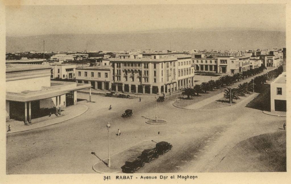 1938 Rabat Avenue Dar el Maghzen [1024x768].jpg