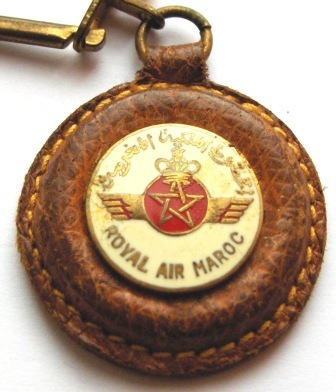 Porte clef RoyalAirMaroc.jpg