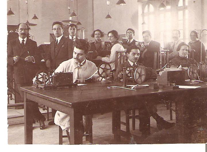 la poste de casa mon GD oncle en 1924A.JPG