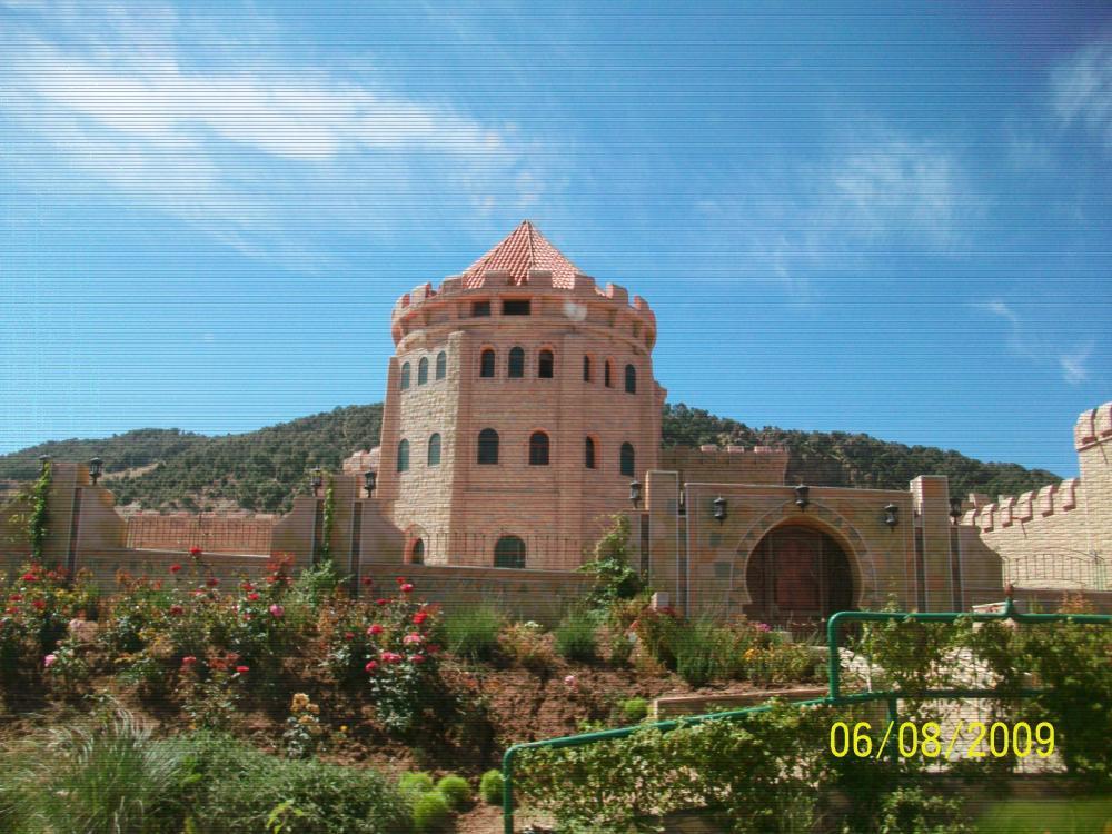 Ifrane Moyen Atlas Nord Du Maroc