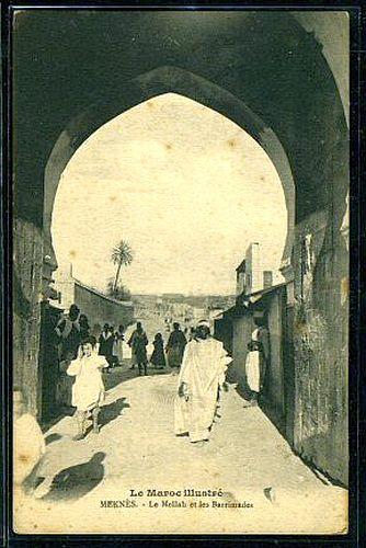 Meknes, le mellah et les barrimades[1].jpg