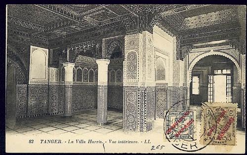Tanger,la villa Harris Marruecos.JPG