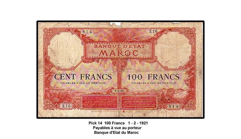 billet de banque a vendre