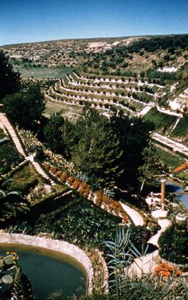 1957 - La Vallée Heureuse - environs Meknès.jpg