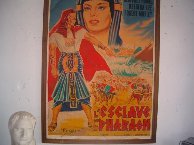 Affiche du film - l\' Esclave du Pharaon.jpg