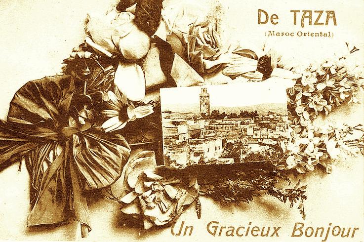 De Taza Un gracieux Bonjour,1918.jpg
