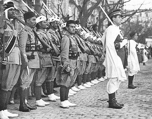 Role strategique du maroc durant xxe siecle guerre d espagne wwii