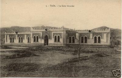 TAZA LA GARE GIRARDOT EN 1919.jpg