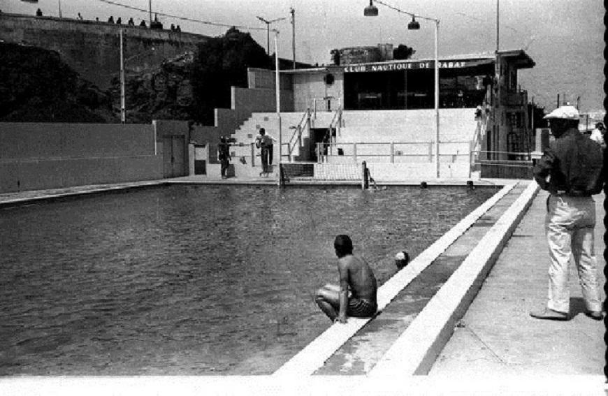Rabat piscines cvar cnr yacht club for Club rabat piscine