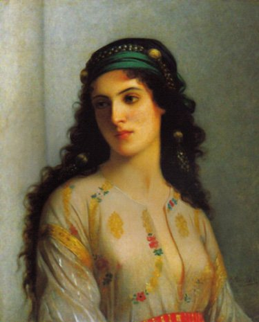 La Juive de Tanger par Charles Landelle 1874 musee beaux-arts Reims.jpg