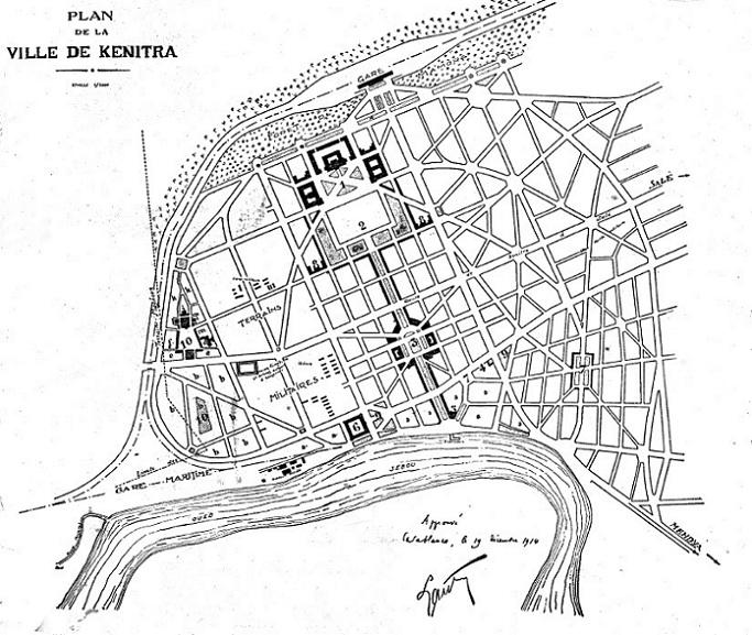 Plan de Kénitra, 1914.jpg