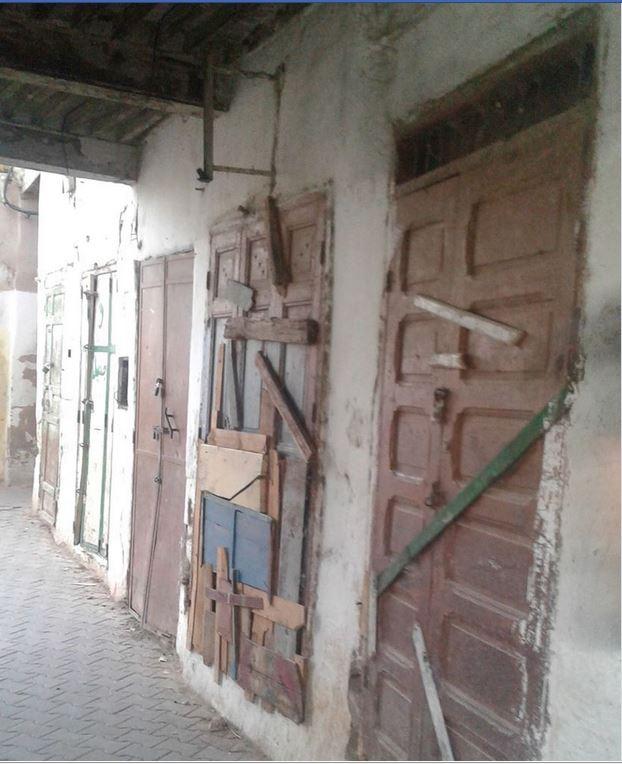 Les boutiques qui restent de l'ancien Mellah de Sefrou 2019.JPG