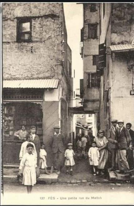 MELLAH DE FES 1918.JPG