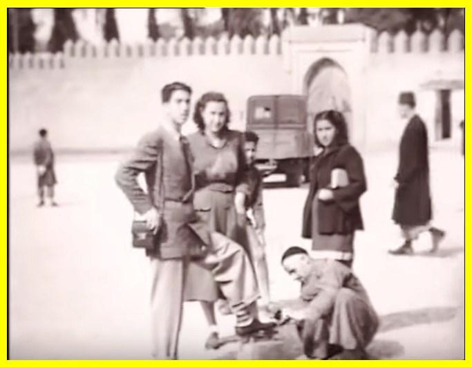 Simon TOBALY ET Dubonnet le cireur 1951.jpg