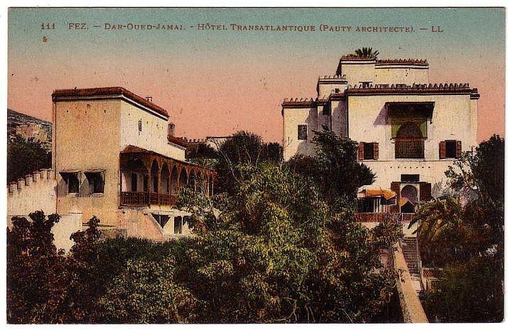 darouedjamal- FEZ - Dar-Oued-Jamal Hotel Transatlantique.3.jpg
