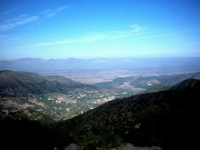 Vue de Beni Znassen avec la plaine de Trifa la Moulouya et les montagnes Kabdana.jpg