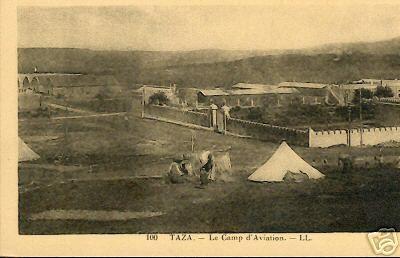 TAZA , Le Camp d\'Aviation LL.jpg