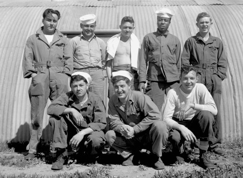 60 years have past, and although most names of fellow shipmates have escaped me, the faces on many of my pictures remain surprisingly familiar..jpg