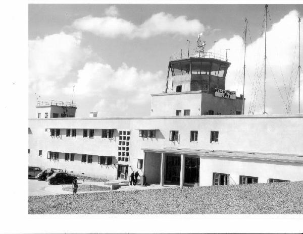 The Port Lyautey Naval Air Station Terminal Building in 1955.jpg