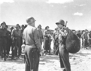 Private Murphy Arrives at Port Lyautey, North Africa.jpg