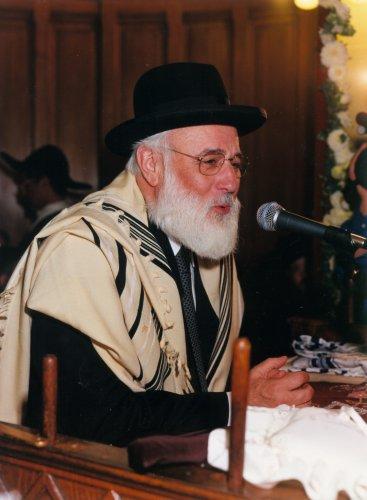 messa-david 1998, fils du rav Chalom Messas.jpg