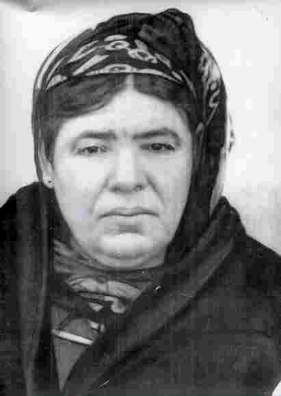 Ma grand-mere paternelle , Rena Elmaleh Cohen ZAL Rabat.jpg