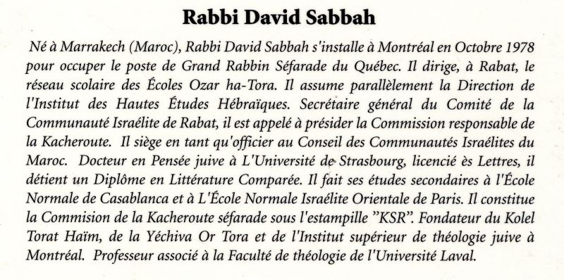 Biographie du Grand  Rabbin du Quebec, le Rav David Sabbah.1.jpg