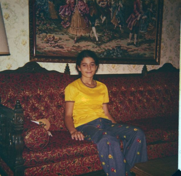 Cathy a la maison, ete 1974.jpg