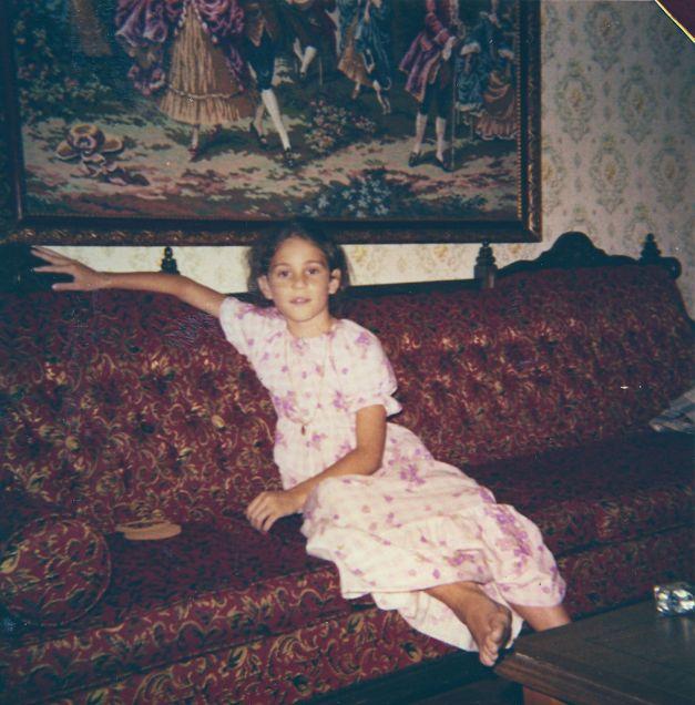 Sima Cohen chez elle, aout 1964.jpg
