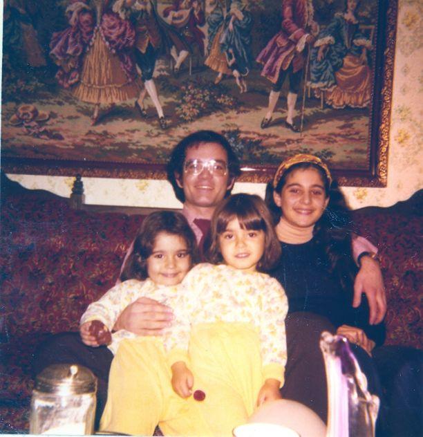 Elie et Cathy,Orite et Taly Cohen.jpg