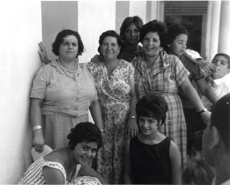 Ma Bar Mitsvah, Tia Messodi, Simy Monsonego, Rachel Cohen et la famille.jpg
