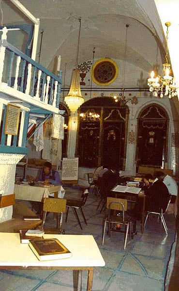 vieille synagogue du  Ari.jpg