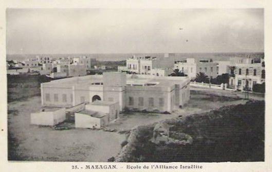ECOLE DE L'ALLIANCE ISRAELITE DE MAZAGAN - EL-JADIDA File.php?55,file=194398,filename=mazagan_alliance