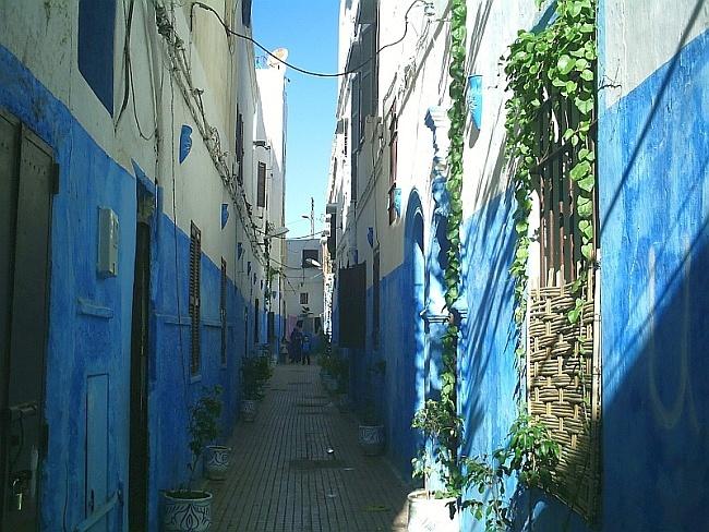 Mellah de Rabat , Impasse Bouenos edi.jpg