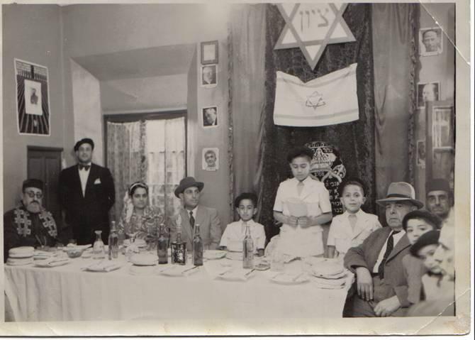 1948 celebration de l independace d ISRAEL a FEZ.jpg