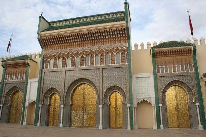 les portes du palais a Fes.jpg