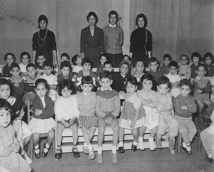 Ecole de Talmud Thora a Rabat,garderie 1958-59.jpg